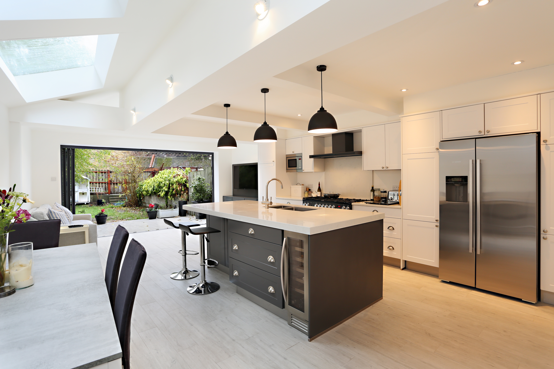 London Kitchen Extension
