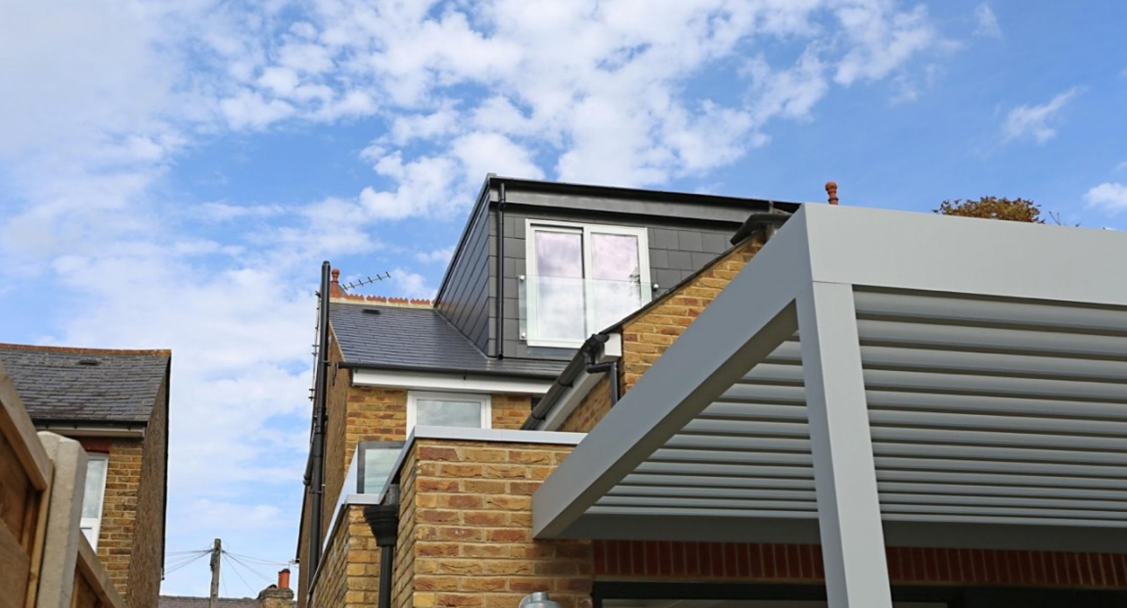 Rear Dormer Residential Loft Conversion By The Art Of